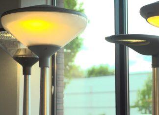 Slimme lantaarnpaal bespaart 80% energie