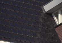De esthetische waarde van een woning blijft behouden dankzij de zonneceldakpan