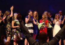 Feestelijke verkiezingsavond Flevolandse Zakenvrouwen 2017