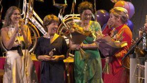 Debby Toorenaar Flevolandse Zakenvrouw 2018 categorie Zelfstandig Professional