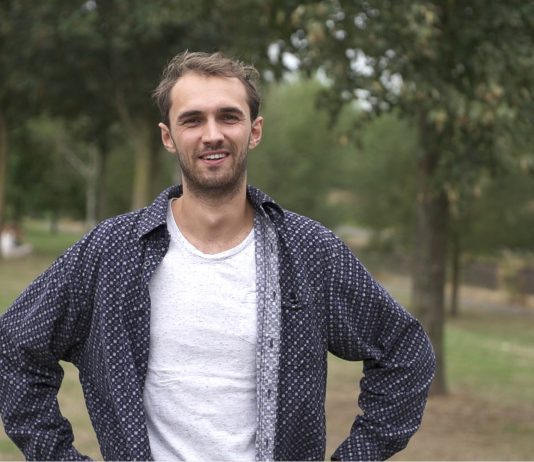 Martijn Visser VN jongerenvertegenwoordiger duurzame ontwikkeling